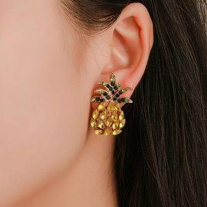 Jewelry - 💛🍍Pineapple 🍍💛 earrings